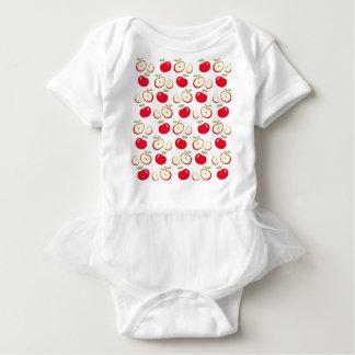Body Para Bebê Apple modela