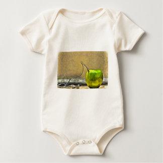 Body Para Bebê Apple telefona