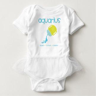Body Para Bebê Aquário