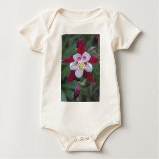Body Para Bebê Aquilégia