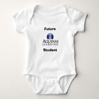 Body Para Bebê Aquinas que aprende o equipamento do bebê