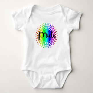 Body Para Bebê Arco-íris do orgulho gay