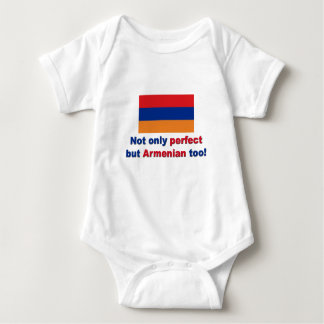 Body Para Bebê Arménio perfeito