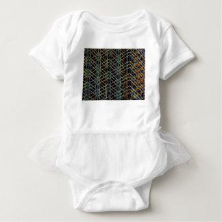 Body Para Bebê Arquitetura abstrata