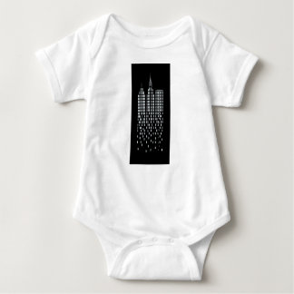 Body Para Bebê Arranha-céus