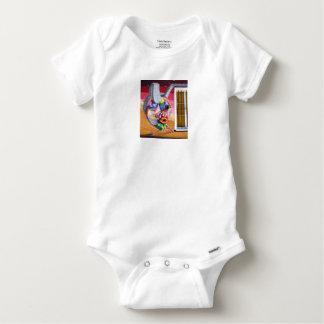 Body Para Bebê Arte 39 da rua de Valparaiso