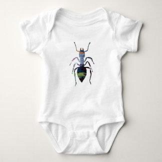 Body Para Bebê Arte da formiga