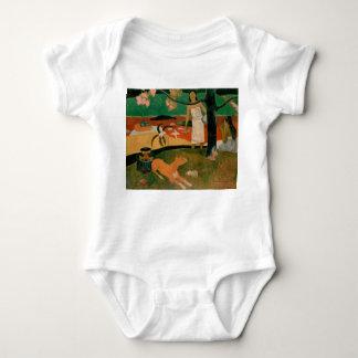 Body Para Bebê arte de Paul Gauguin