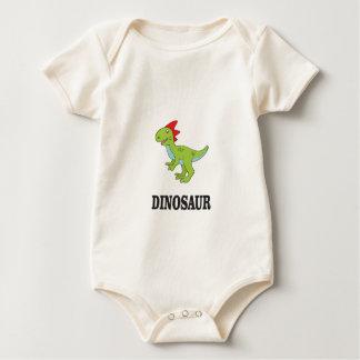 Body Para Bebê arte de Toon do rex