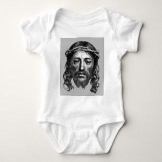 Body Para Bebê Arte do cristão das messias do Th do Jesus Cristo