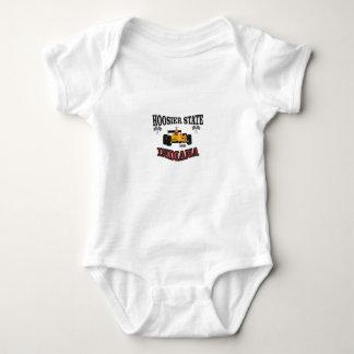 Body Para Bebê arte do estado do hosier