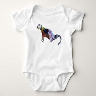 Body Para Bebê Arte do mangusto