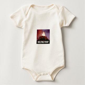 Body Para Bebê Arte do ponto de derretimento