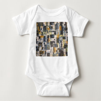 Body Para Bebê Arty e ajudas para esconder as manchas - ligação