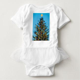 Body Para Bebê Árvore de Natal