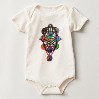 Body Para Bebê Árvore de vida