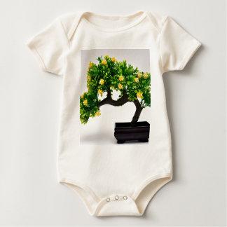 Body Para Bebê Árvore dos bonsais