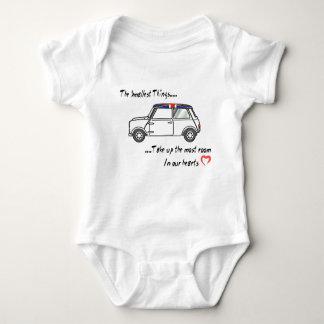 Body Para Bebê As coisas as menores