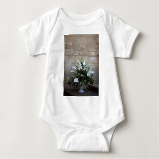 Body Para Bebê As flores