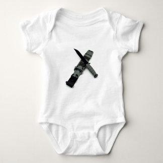 Body Para Bebê as forças armadas combatem um estilo transversal