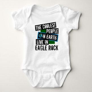 Body Para Bebê As pessoas as mais frescas na terra vivem na rocha