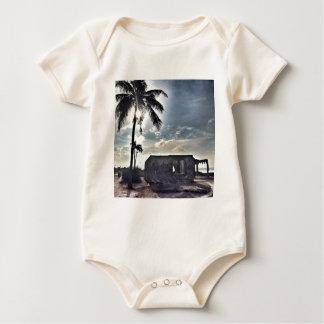 Body Para Bebê As ruínas na ilha de Bantayan
