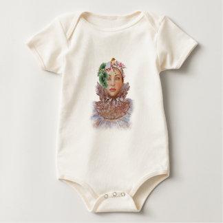 Body Para Bebê Asas quebradas