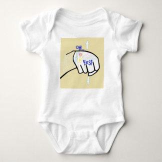 Body Para Bebê ASL oh SIM