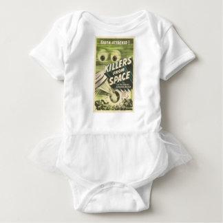 Body Para Bebê Assassinos do espaço