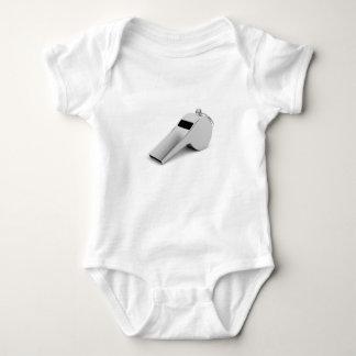 Body Para Bebê Assobio do árbitro