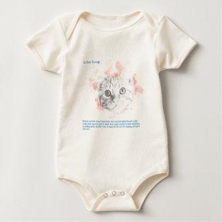 Body Para Bebê Asta, o demónio de Malcolm do Belle Sauvage do La