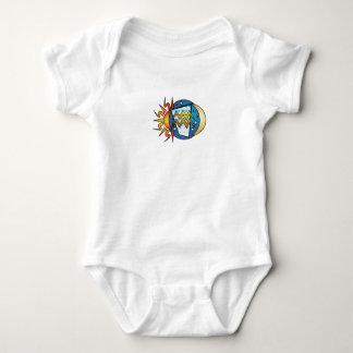 Body Para Bebê astrologia, Aquário