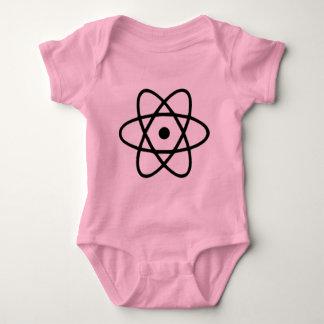 Body Para Bebê Átomo