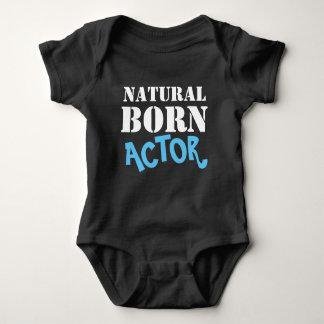 Body Para Bebê Ator nascido natural