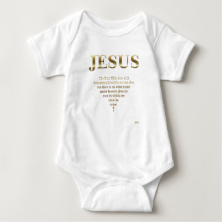 Body Para Bebê Atos 4