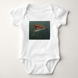 Body Para Bebê Atração da pesca de gancho