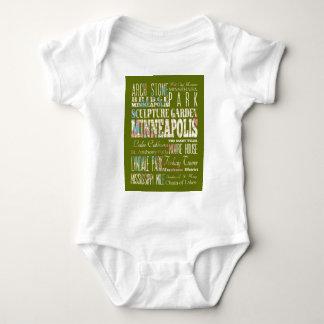 Body Para Bebê Atrações e lugares famosos de Minneapolis