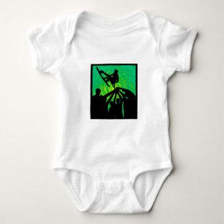 Body Para Bebê Aumentação acima