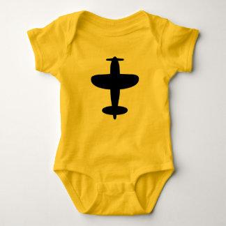 Body Para Bebê Avião