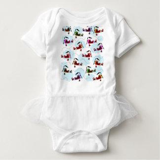 Body Para Bebê Aviões