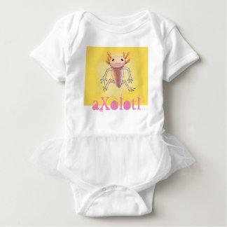 Body Para Bebê aXolotl