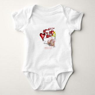 Body Para Bebê azarado no amor, fernandes tony