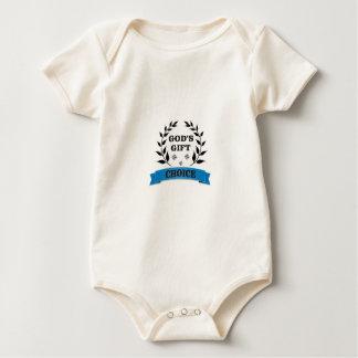Body Para Bebê azeitona do ramo do presente dos deuses