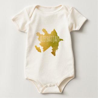 Body Para Bebê Azerbaijan