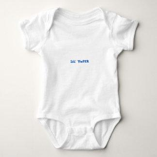 Body Para Bebê AZUL do Bodysuit do bebê de Lil Yooper Michigan