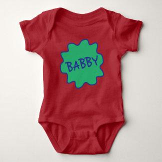 Body Para Bebê Babby, bebê Babygrow do calão de Manchester
