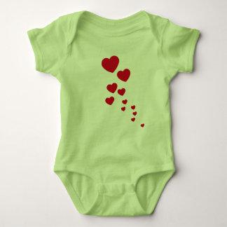 Body Para Bebê Babybody, algodão