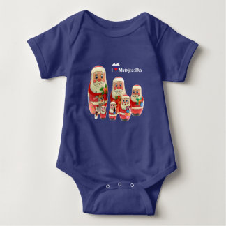Body Para Bebê Babybody Matrjoschka, Matryoshka, Babuschka