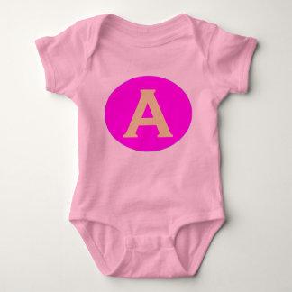 Body Para Bebê Babygrow. Design: Rubrique A - Pique o fundo