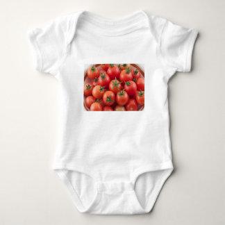 Body Para Bebê Bacia de tomates de cereja
